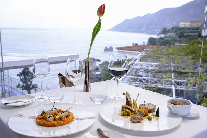 where to eat in salerno
