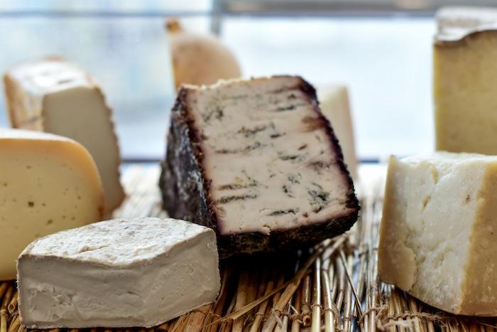 formaggio materie prime gourmet