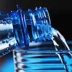 acqua ristorante bottiglia