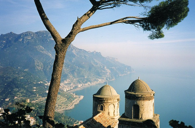 gulf of salerno: ravello