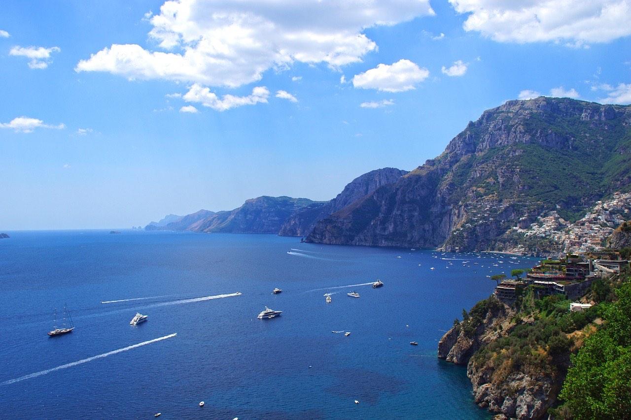Pranzo al mare: un must per tutti gli italiani
