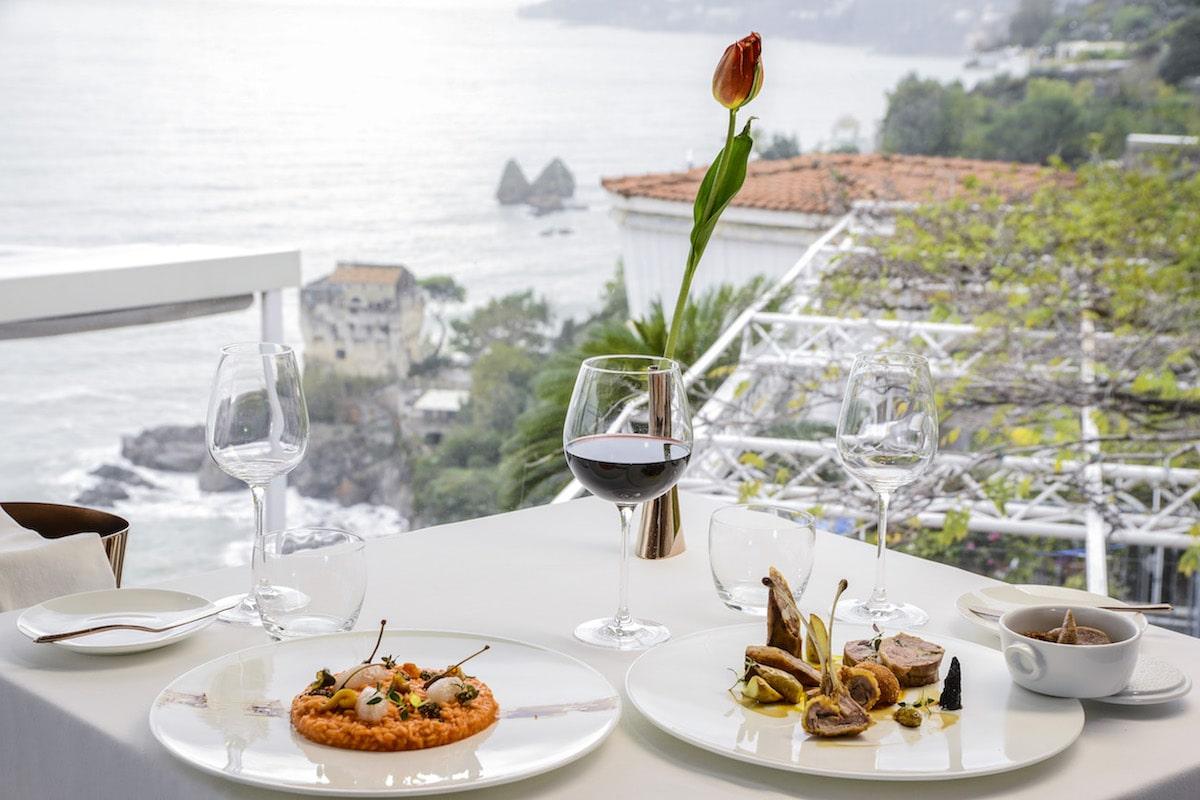 Ristoranti sul mare: il bello e il buono dell'enogastronomia italiana